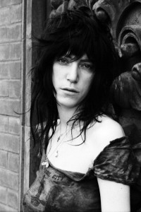 Patti Smith In NYC