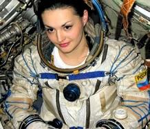 Елена Серова полетит в космос