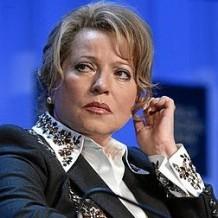 Валентина Матвиенко – самая влиятельная женщина России