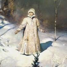 Снегурочка: обреченная на любовь