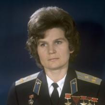 Валентине Терешковой  75 лет