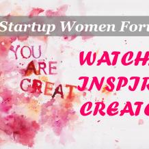 Startup Women Forum: вдохновляетесь!