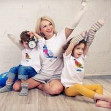Family look: одежда в стиле семьи