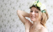 Успешное хобби Вики Трубиной: цветочные мотивы