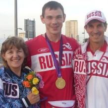 Вера Мехонцева: как воспитать олимпийского чемпиона