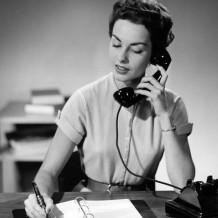 Женщина и телефон: история любви