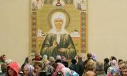 Две святые: Ксения Петербургская и Матрона Московская