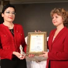 Премия «Золотое перо Руси» присуждена Карине Сарсеновой