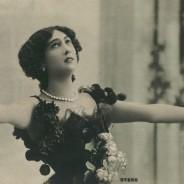 Белла Отеро: дитя прекрасной эпохи