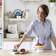 Елена Чазова: «Мы меняем привычки питания в семье!»