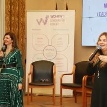 Новая встреча сообщества Women's Leadership Forum